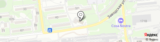 Пятёрочка на карте Курска