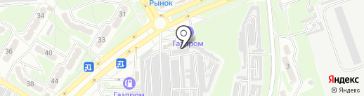KurskCarTuning на карте Курска