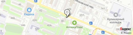 БИС Ломбард на карте Курска