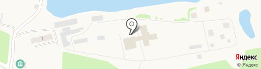 Emmaus Volga club на карте Эммауса