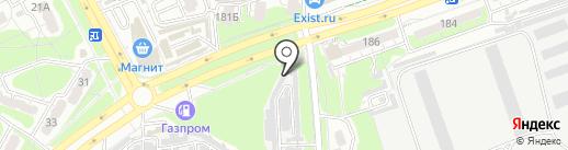 ОПТавтозапчасть на карте Курска