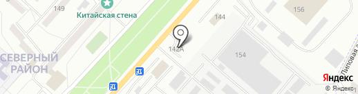 АВТОПаскер на карте Орла