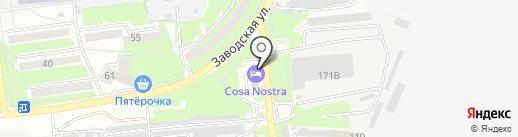 Cosa Nostra Kursk на карте Курска