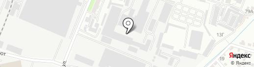 АВТОМАНИЯ на карте Курска