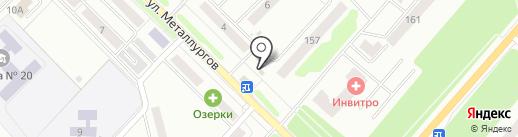 Сладкоежка на карте Орла