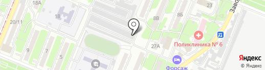 AlexCar на карте Курска