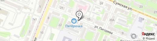 Регионпож-сервис на карте Курска