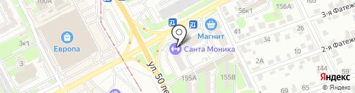 Комплекс Строй на карте Курска