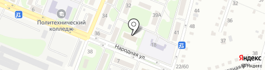 Гармония на карте Курска