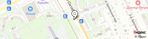 MobiKursk на карте Курска