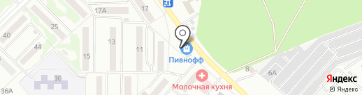 АСКАРОС на карте Орла