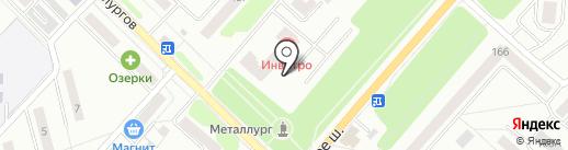 Пивной Дворик на карте Орла