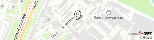 АгроМастер на карте Курска