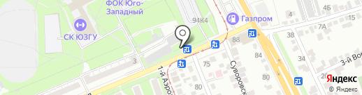 AutoLife46 на карте Курска