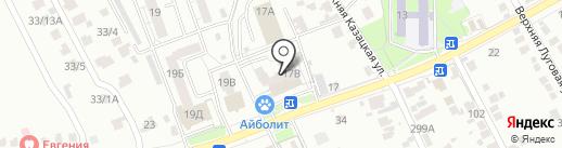 Конверсия-XXI на карте Курска