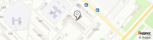 Участковый пункт полиции №2 на карте Орла