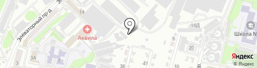 Форсаж на карте Курска