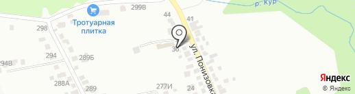 Автопрофи на карте Курска