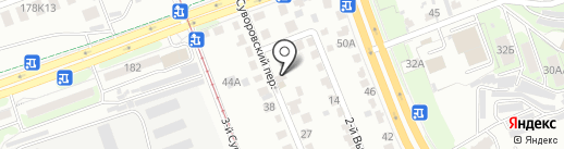АнтиКризис на карте Курска