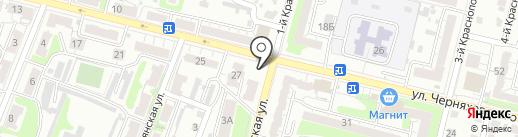 Магазин стройматериалов на карте Курска