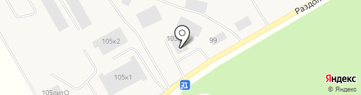 Орметиз на карте Орла