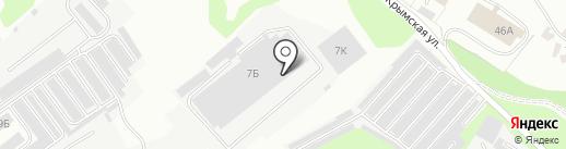 ЭнергоТеплоСтрой на карте Курска