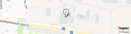 Булгарконсерв на карте Шопино