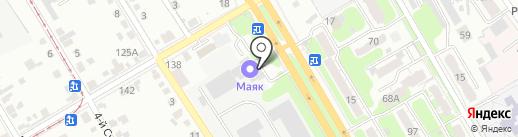 АвтоЭкспресс на карте Курска