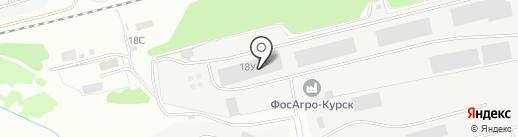 СТИФ-С на карте Курска