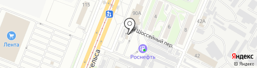 МСК профи на карте Курска