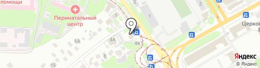IT СЕРВИС КУРСКА на карте Курска