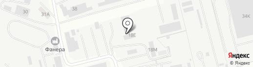Оптовая компания хозтоваров на карте Курска