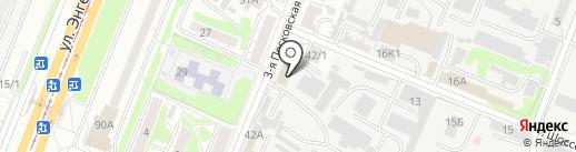Промкомлект на карте Курска