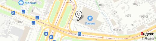 Магазин светотехники на карте Курска