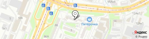 Клеопатра на карте Курска