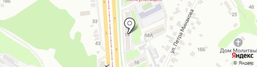 Подари мечту на карте Курска