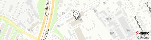 АгроТрейд на карте Курска