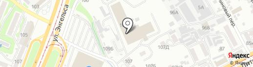 Тракмастер грузовой на карте Курска