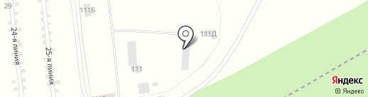 ТрастМеталлГрупп на карте Орла