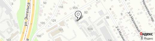 Ритуальный салон на карте Курска