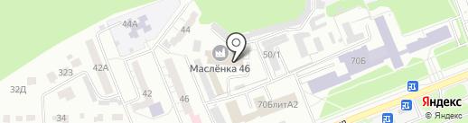ТЕХАСО на карте Курска