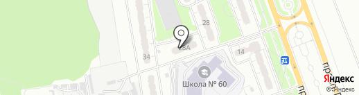 Тренинговый центр Натальи Андреевой на карте Курска