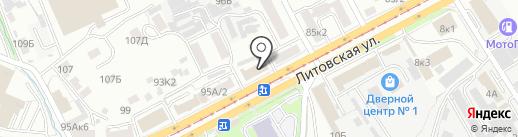 Haron на карте Курска