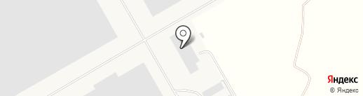 Техпоставка на карте Орла