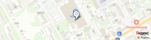 MAFIA FOOD на карте Курска