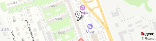 Магазин ортопедических товаров для здоровья и спорта на карте Курска