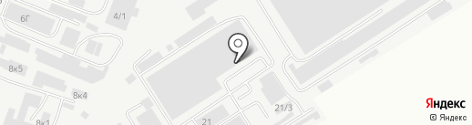 ЦДК Юг на карте Курска