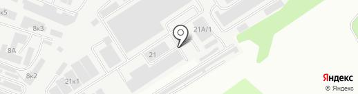 Интерскол на карте Курска