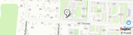 Мастерская по ремонту и перемотке электродвигателей на карте Курска
