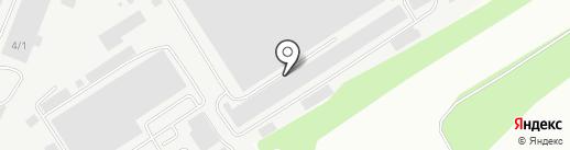 АГРОПЛАСТ на карте Курска